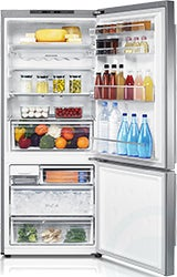 Samsung 458L Bottom Mount Fridge SRL458ELS