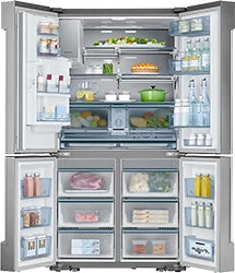 Samsung 751L French Door Refrigerator SRF751CCSS