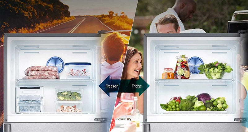 Samsung Top Mount Fridge Freezer