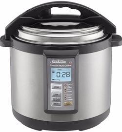 sunbeam pressure cooker