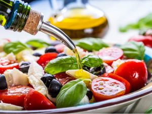 caprese salad uses for olive oil