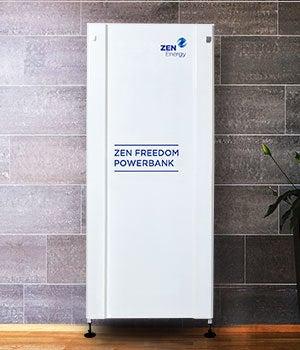 zen freedom powerbank