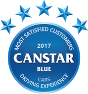 2017 award for cars driving experience