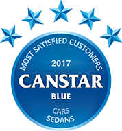 2017 award for cars sedans