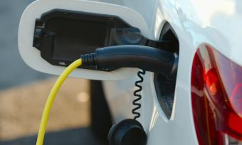 electric-car-on-charge