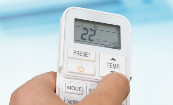 What is your air con temperature setting costing you?