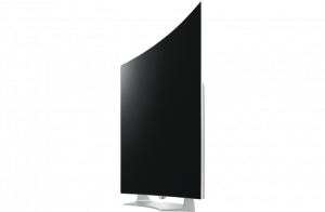 thinner television oled