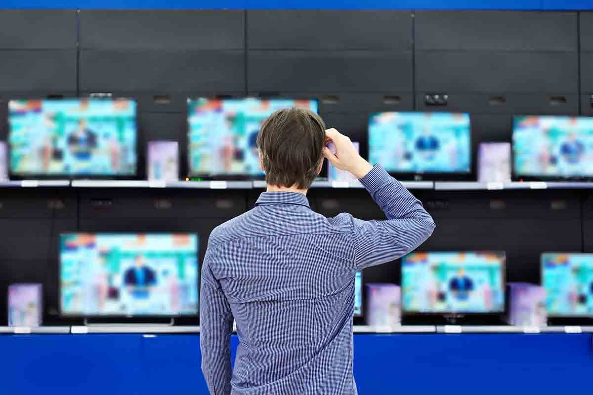 Guide To TV Sizes & Watching Distance – Canstar Blue