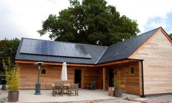New Barn Conversion