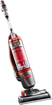 Heritage 5110 upright vacuum