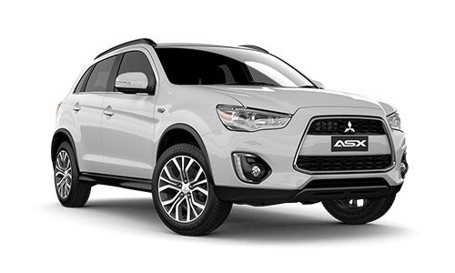 Mitsubishi Markets This As U0027the Street Smart SUVu0027 With All The  Practicalities Of A Small Car And SUV Rolled In To One. The Mitsubishi ASX  Range Is Made Up ...