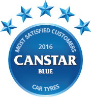 2016 award for car tyres