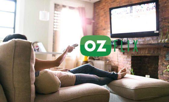 watching ozflix