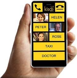 what is kisa phone