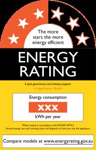 appliances consumption information