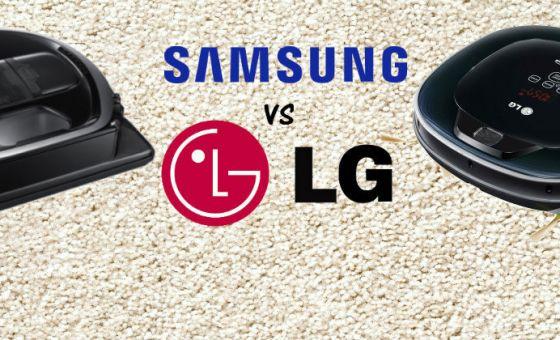 NewNewNew LG vs Samsung bot comparison hero image