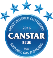 2016 award for natural gas suppliers