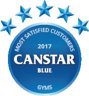 2017 award for gyms