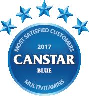 2017 award for multivitamins