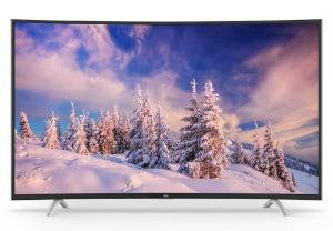48 inch Curved Full HD LED Smart TV