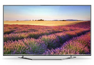 75 inch TV 4K Ultra HD 3D Smart TV