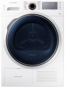 9kg Samsung Heat Pump Dryer DV90H8000HW