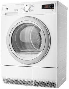 Electrolux EDH3586GDW 8kg Heat Pump Dryer