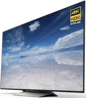 "X85D 55"" High Dynamic Range TV"