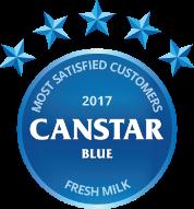 2017 award for fresh milk