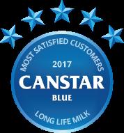 2017 award for long life milk