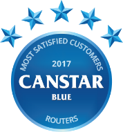 2017 award for routers