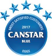 2017 award for eggs