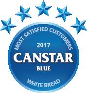 2017 award for white bread