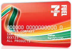 7 Eleven Fuel Card