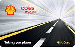Coles Express Gift Card
