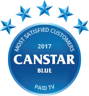 2017 award for paid tv