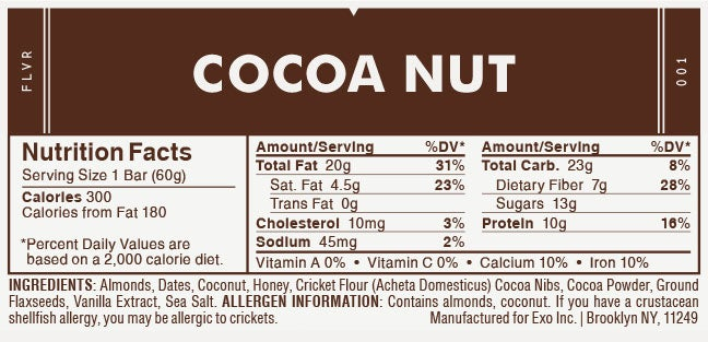 cocoa-nut-nutritional-info