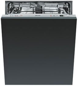 smeg fully-integrated dishwasher