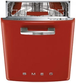 smeg semi-integrated dishwasher