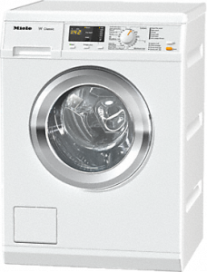 Miele Classic Front Load Washer