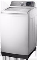 Samsung WA80F5G4DJW 8kg - Top Loader Washing Machine