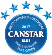 2017 award for fuel cards