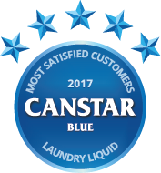 2017 award for laundry liquid