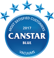 2017 Award for Vacuums | Most Satisfied Customers
