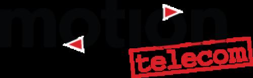 motion telecom logo