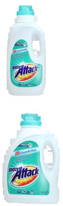 Biozet Attack Laundry Liquid