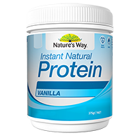 Natures Way Instant Natural Protein