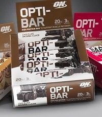 Optimum Nutrition Protein Bars