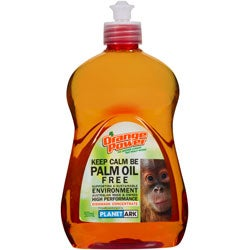 Orange Power Dishwash Concentrate