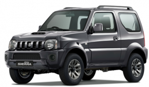 Suzuki Jimny Serra